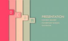 Free Animated Powerpoint Presentation Slide Powerpoint School