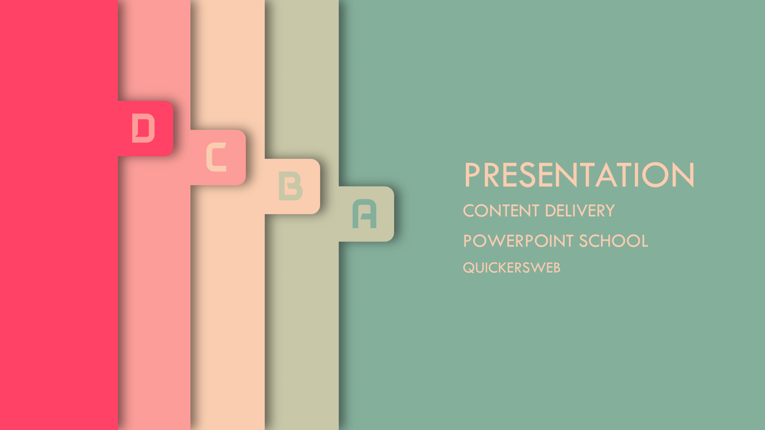 free creative powerpoint template powerpoint school