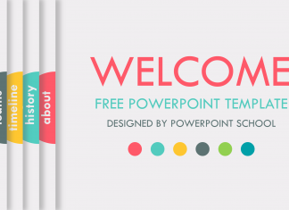 Animated PowerPoint Presentation Slide Template