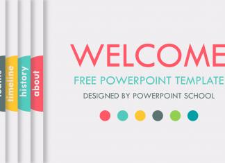 Animated PowerPoint Presentation Slide Template