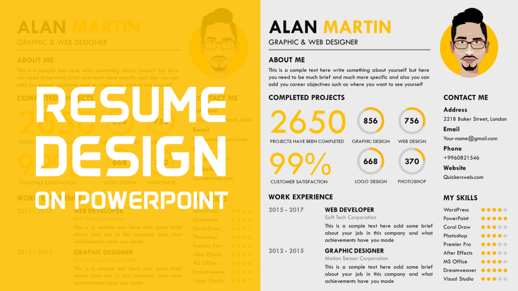 free creative resume templates online free creative resume template powerpoint school 11093