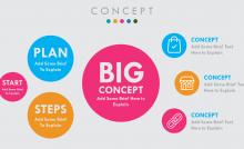 Free Creative PowerPoint Template - PowerPoint School