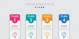 Animated Infographic PowerPoint Presentation Slide Template