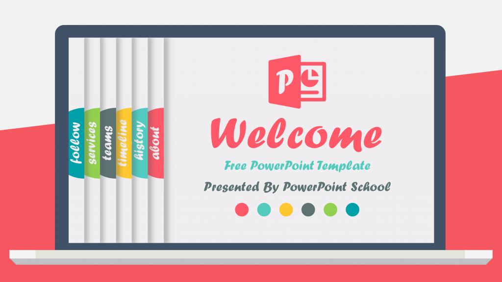 free powerpoint templates powerpoint school